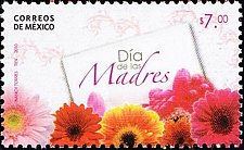 Buy Mexico 1v mnh stamp Michel3562 Día de las Madres - Mothers Day