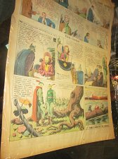 Buy Flash Gordon Nov. 22, 1936 ALEX RAYMOND Sunday Newspaper Strip Jungle Jim ++