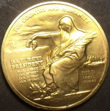 Buy Gem Unc Franklin D. Roosevelt Presidential Bronze Inauguration Medallion~Free Sh