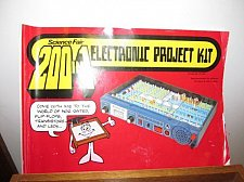 Buy MANUAL ONLY - Science Fair 200 In One Electronic Project Kit Lab Cat.No. 28-265