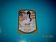 Buy WILL CLARK #10 2013 Panini USA Champions Gold Boarder Card FREE SHIP