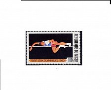 Buy NIGER 1980 1V 22ND SUMMER OLYMPIC GAMES, MOSCOW Scott