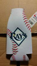 Buy (2) Tampa Bay Rays Baseball Zipper Bottle Koozies (405)