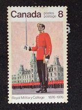 Buy Canada Used 1v Stamp 1976 Parade and Mackenzie Building