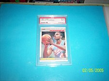 Buy 1987 Fleer #107 - LaSALLE THOMPSON - PSA 7 NM-MT - Sacramento KINGS