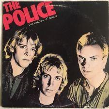 Buy The Police, Outlandos D'amour lp