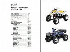 Buy 99-00 Polaris all ATV Service Repair Manual CD Trail Scrambler Sportsman Xplorer