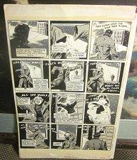 Buy Original Comic Art CREEPY #75 SNOW PG #32 Wally Wood and Buckler + Warren Art
