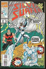 Buy Silver Surfer #85 INFINITY CRUSADE Crossover VF+ GUARDIANS OF THE GALAXY X-men