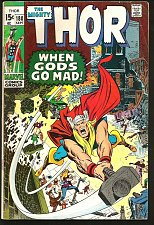 Buy THOR #80 Stan Lee NEAL ADAMS Sinnott 1970
