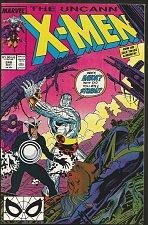 Buy X-men #248 1st print and series Marvel Comics Jim Lee 1989 High Grade