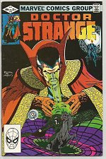 Buy Dr. Strange #52 Marvel Comics Great cover...Stern, Rogers, Austin 1983