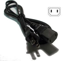 Buy POWER CORD = Klipsch RW 8 RW 10D subwoofer ac cable plug wire electric 2 prong D