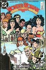 Buy WONDER WOMAN #32 DC Comics 1989 George Perez Grummet Montano Fine+ or better