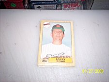 Buy 1987 Topps Traded Baseball LARRY BOWA PADRES #T8 FREE SHIPPING