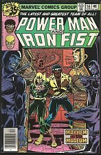 Buy Power Man and Iron Fist #56 Marvel Comics 1979 VF-/VF range