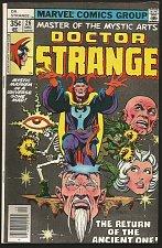 Buy Dr. Strange #26 JIM STARLIN - Rudy NEBRES Marvel Comics 1977 FINE+ range