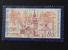 Buy Germany 1 v used stamp 1994 Michel 1709 Stade Millenary of Stade