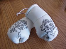 Buy Thailand Elephant Buddha Mini Boxing Gloves for rear view mirror