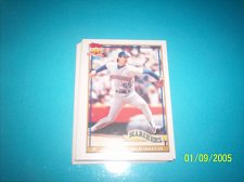 Buy 1991 Topps Traded rich delucia mariners #31T mint free ship