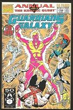 Buy GUARDIANS OF THE GALAXY ANNUAL #1 NM Marvel Comics Jim Valentino + 1991