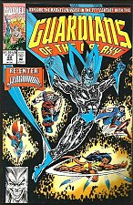 Buy GUARDIANS of the GALAXY #22 NM- 1992 Marvel Comics Re-Enter STARHAWK