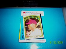 Buy RICH ALLEN WHITE SOX 1982 TOPPS KMART 20TH ANNIVERSARY #21 OF 44