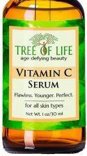 Buy Vitamin C Serum - 72% Organic - Anti Wrinkle Serum For Face - Anti Aging Facial