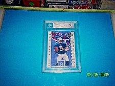 Buy Steve McNair 2000 Donruss Preferred Lettermen 242 /750 BGS 9 Mint Titans