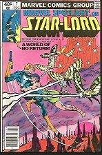 Buy Marvel Spotlight #7 STAR-LORD Marvel Comics 1st print 1980 HIGH GRADE