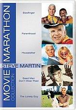 Buy 5movie DVD Steve MARTIN,Bowfinger,Parenthood,Housesitter,Goldie HAWN Dana DELANY