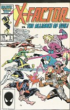 Buy X-Factor #5 The 1st Apocalypse Marvel Comics 1986