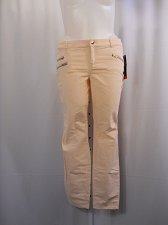 Buy Women Legging Pants STYLE&CO SIZE 18 Solid Pink Corduroys Skinny Legs