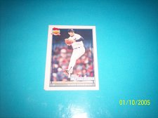 Buy 1991 Topps Traded card of scott sanderson yankees #104T mint free ship