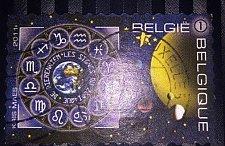 Buy Belgium 2011 used 1v stamp 12 signs of the zodiac Theme Mi 4141