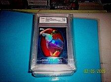 Buy Stephen Strasburg 2010 Topps Walmart Refractor Rookie RC #WWME3 GMA 10 GEM Mint