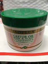 Buy Isoplus Castor Oil Hair - Scalp Conditioner, 7.5 oz original formula
