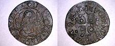 Buy (1595-1605) Venetian Sesino World Coin Under Doge Marino Grimani - Venice