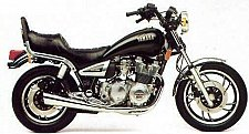 Buy 1982 Yamaha Maxim 1100 ( XJ1100 ) Service Manual on a CD