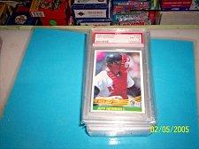 Buy 1984 DONRUSS #249 JEFF NEWMAN - RED SOX PSA 8 GEM MINT