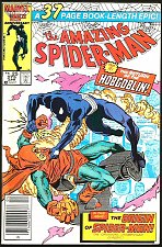 Buy The AMAZING SPIDER-MAN #275 Marvel Comics 1st Print & Series 1986 Double-sized