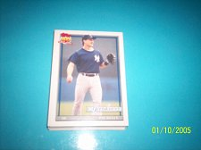 Buy 1991 Topps Traded rookie card pat kelly yankees #67T mint free ship