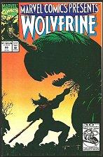 Buy WOLVERINE: Marvel Comics Presents #98 1st print 1992