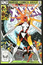 Buy Uncanny X-men #164 Marvel Comics 1982 1st print & series Fine+ CLAREMONT COCKRUM