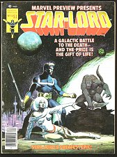 Buy Marvel Preview Magazine #14 STAR-LORD Marvel Comics GUARDIANS of the GALAXY 1978