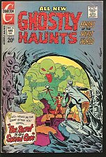 Buy Ghostly Haunts #26 Steve Ditko Cover 1972