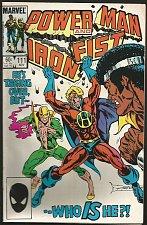 Buy Power Man and Iron Fist #111 Marvel Comics 1984 VF- range