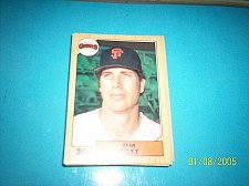 Buy 1987 Topps Traded Baseball JIM GOTT GIANTS #39T FREE SHIPPING