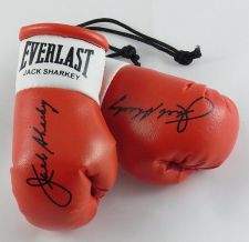 Buy Autographed Mini Boxing Gloves Jack Sharkey