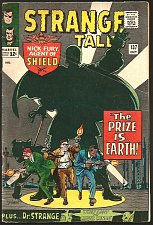 Buy Strange Tales #137 Dr. Strange: Ditko, Shield: Kirby/Severin1965 Stan Lee